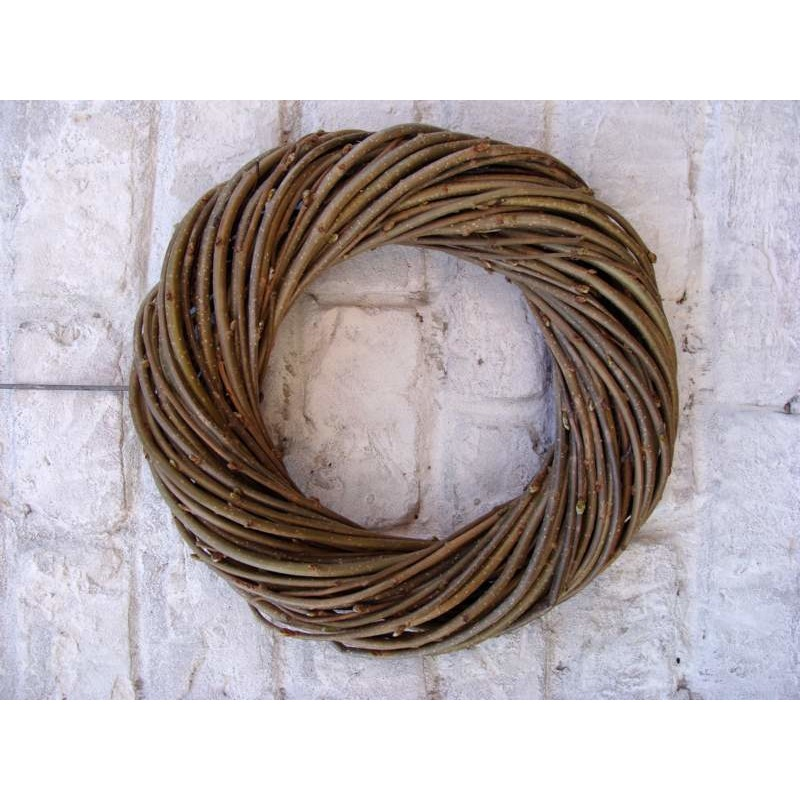 Мастер класс плетение венка из лозы