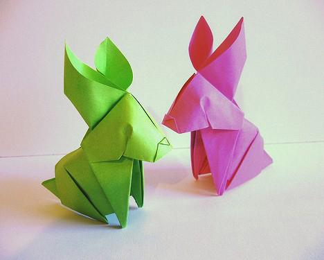 Что такое оригами в наше время